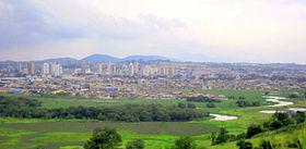 Suzano e o Rio Tietê
