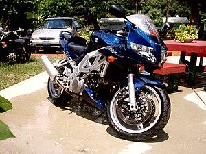 Suzuki SV1000 - Wikipedia
