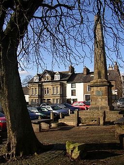 Sw Corner of The Square, Broughton-in-Furness - geograph.org.uk - 51187.jpg