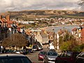 Swanage, townward view along Park Road - geograph.org.uk - 1717122.jpg
