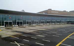 Swansea bus station - Image: Swansea bus station