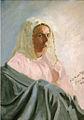 Swedish woman at The American Colony Jerusalem 1903.jpg