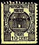 Switzerland Moutier 1915 revenue 1 10c - 1.jpg