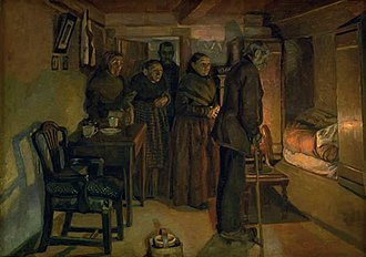 Fritz Syberg - Image: Syberg Dødsfald 1892