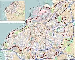 postnummer göteborg karta Malmö – Wikipedia postnummer göteborg karta