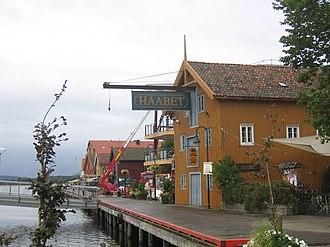 Svend Foyn - Foynegården in Tønsberg, Norway