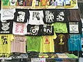 T-shirts for sale in Akihabara Electric City 2014 (14317842072).jpg