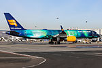 "TF-FIU Boeing 757 Icelandair ""Hekla Aurora"" (25354639945).jpg"