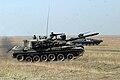 TR-85M1 tank and MLI-84M IFV Smardan firing range 1.jpg