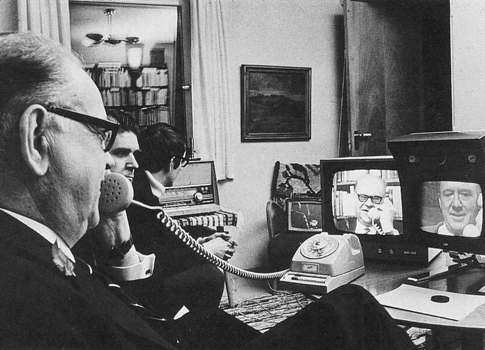 Tage Erlander 1960-tal
