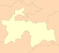 Tajikistan map blank.png