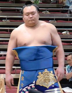 Takarafuji Daisuke Sumo wrestler