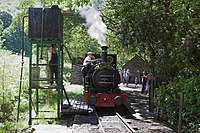 Taking water at Dolgoch station.jpg