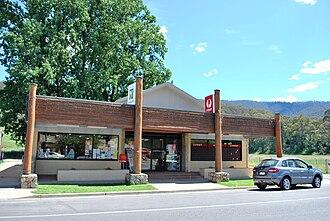 Tawonga South - Post office at Tawonga South, 2009