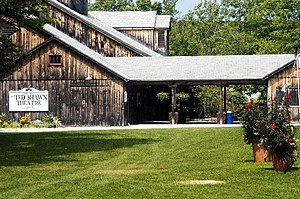 Jacob's Pillow Dance - The Ted Shawn Theatre
