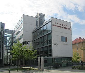 Uninett - Teknobyen Innovation Centre in Trondheim