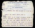 Telegram from Sun Yat Sen Wellcome L0040636.jpg