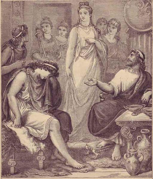 File:Telemachos im Palast von Menelaos.jpg