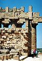 Temple E (Hera) at Selinunte, Adytum sel9.jpg
