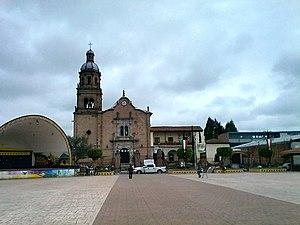 Zacapu - Santa Ana Church