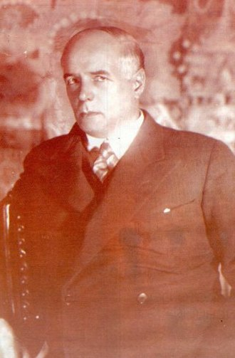 Gabriel Terra - Gabriel Terra in 1913.