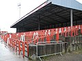 Terracing, at Wrexham FC - geograph.org.uk - 1409939.jpg