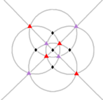 Tetrakis hexahedron stereographic D4 gyrations.png
