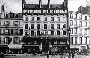 Théâtre des Folies-Dramatiques - Théâtre des Folies-Dramatiques (1905) on the rue de Bondy