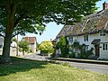 Thatched cottages, Newton Blossomville - geograph.org.uk - 812112.jpg