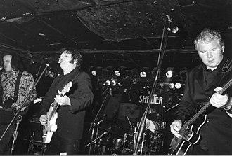 The Stems - The Stems performing on tour   Tokyo, Japan Photo: Masao Nakagami