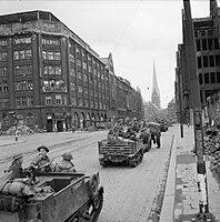 Capture of Hamburg - Wikipedia