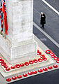 The Cenotaph, Whitehall, London Following the Remembrance Day Parade in 2010 MOD 45153271.jpg