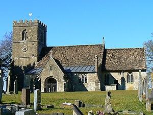 Chirton - Image: The Church of St John the Baptist, Chirton geograph.org.uk 1741813