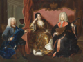 The Dukes of Brunswick-Lüneburg with Ernst Leopold of Schleswig-Holstein.png