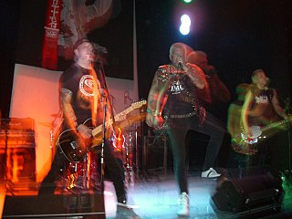 The Forgotten (band) American punk rock band