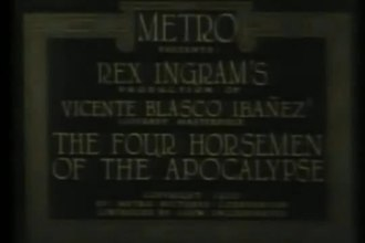 Датотека:The Four Horsemen of the Apocalypse (1921).webm