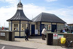 Harwich - The Halfpenny Pier