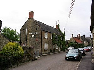 Loders - Image: The Loders Arms, Loders geograph.org.uk 469070