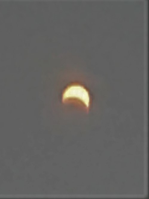 The Maine Partial Eclipse A Few Minutes Before The Maximum Coverage.jpg