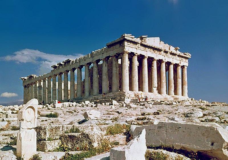 The Parthenon, Greece: 447-432 B.C.