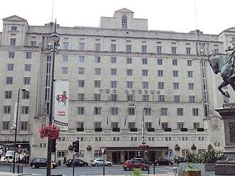 William Curtis Green - The Queens Hotel in Leeds
