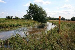 River Sence - The River Sence, near Sheepy Magna