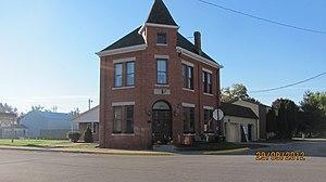 Sherrard, Illinois - Sherrard Banking Company building