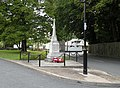 The Stetchworth War Memorial in Church Lane - geograph.org.uk - 1442689.jpg