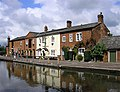 The Swan Inn at Fradley Junction, Staffordshire - geograph.org.uk - 997283.jpg