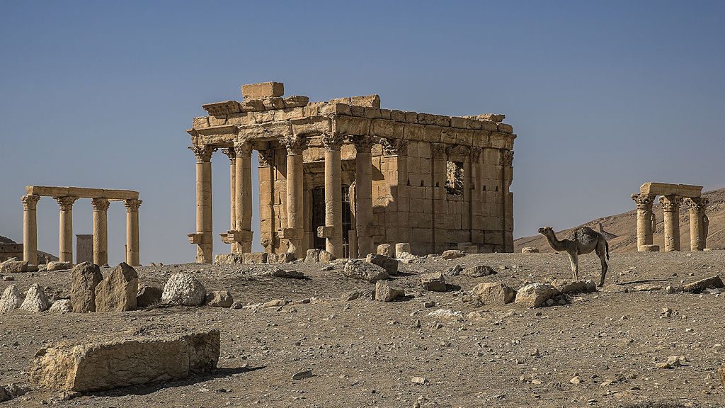 The Temple of Baalshamin, Palmyra, Syria 02AM3152.jpg