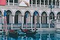The Venetian Hotel, Las Vegas - Outdoor Water Gondola Rides (34098618632).jpg