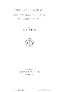 The Works of H G Wells Volume 1.pdf