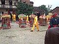 The parade of local Land Gods.jpg