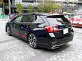 The rearview of Subaru LEVORG 2.0GT-S EyeSight (VMG) with accessory parts.JPG